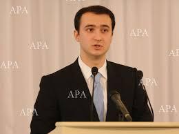 Chairman of The European Azerbaijan Society (TEAS) Tale Heydarov addressed the panel on ... - Tale%20Heyderov%20070412%201