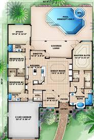 best 25 mediterranean homes plans ideas on pinterest