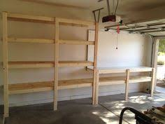 Build Wood Garage Shelves by 21 Things You Can Build With 2x4s Diy Storage Shelves Basement