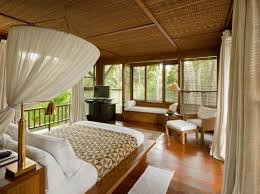 decor bamboo roofing wooden floor eco friendly bedroom bedroom