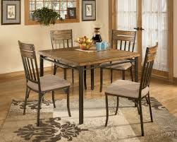 Metal Dining Room Chair Dining Room Divine Image Of Dining Room Design With Colonial