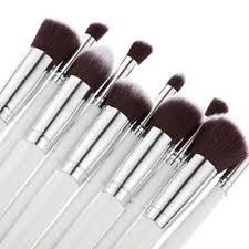 aliexpress com buy 10 pcs makeup brushes set makeup organizer