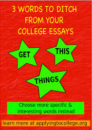 A Few Words About Your Admissions Essay   UNC AdmissionsUniversity