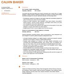 Profile Section Of Resume Examples by How To Write A Marketing Resume Hiring Managers Will Notice Free