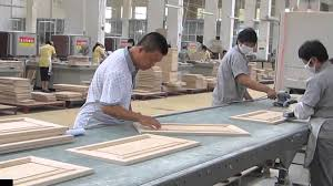 wood working inspection in kitchen cabinet factory in china youtube