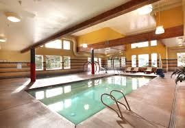 In Door Pool by Indoor Pool Driftwood Shores Resort Florence Oregon