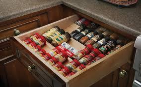 Best Spice Racks For Kitchen Cabinets Kitchen Design Spice Drawer House Interior Design Ideas