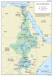 Egypt On A World Map by Egyptian Water Security Vs Ethiopian Development U2013 Water Security
