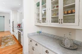 painted kitchen cabinets with inset solid wood raised panel doors