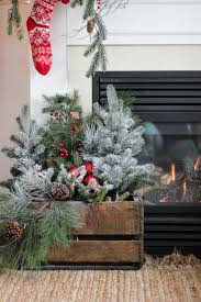 Diy Mini Christmas Trees Pinterest Best 25 Christmas Vignette Ideas On Pinterest Stick Christmas