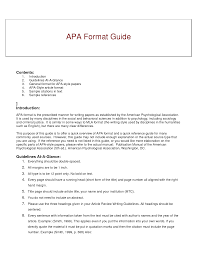 Help Writing A Apa Paper Buy Essay Fast How To Write An Apa Style     Brefash