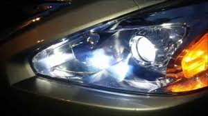 nissan altima 2013 in uae led headlight conversion on 2013 to 2015 nissan altima how to