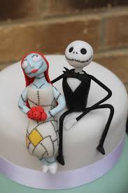 Fun Halloween Cakes Jack And Sally Nightmare Before Christmas Cake Halloween Cakes