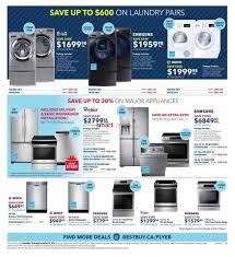 black friday electric range best buy early black friday sale flyer november 18 to 24