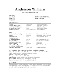 machinist resume example film student resume film assistant director resume sample free sample resume filmmaker filmmaker resume found at