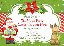 English Invitation Card Cool Invitation Cards For Christmas Party 77 With Additional