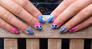 crazy about nails august 2011