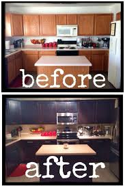 Kitchen Cabinets Stain Best 25 Staining Oak Cabinets Ideas On Pinterest Painting Oak