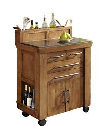 Kitchen Island Oak by Kitchen Island Cart With Seating Carts Eiforces