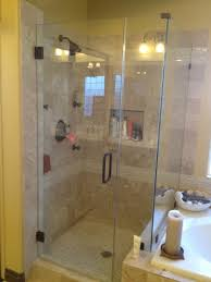 shower stall glass doors innovative frameless shower door best home decor inspirations
