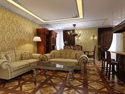 English Home Interior Design Apartment In English Design Style