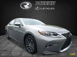 lexus atomic silver 2017 atomic silver lexus es 350 120264343 gtcarlot com car