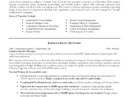 It resume services Breakupus Personable Entrylevel Construction Worker Resume Samples
