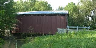 Landis Mill Covered Bridge
