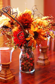 Flowers Home Decoration Diy Thanksgiving Flower U0026 Berries Bouquet U2013 Best Easy Home Decor