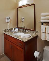 Modern Walnut Bathroom Vanity by Outstanding Twins Bathroom Vanities With Granite Countertops