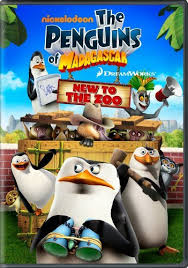 ver los pinguinos de madagascar new to the zoo
