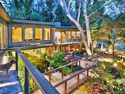 waterfall retreat river house sequoia national park magnificent