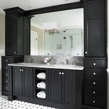 Bathroom Vanity With Tops by Best 25 Black Bathroom Vanities Ideas On Pinterest Black