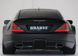 2010 brabus mercedes benz sl65 amg black series brabus