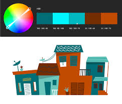 create inspiring color themes with adobe color cc adobe content