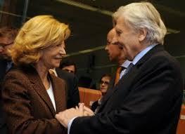Trichet le solicitó a Salgado que España no reduzca el ritmo de las reformas