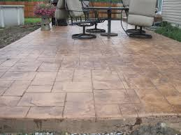 stamped concrete patio designs licensed insured and bonded
