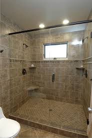 Tile Design For Bathroom Best 10 Shower No Doors Ideas On Pinterest Bathroom Showers