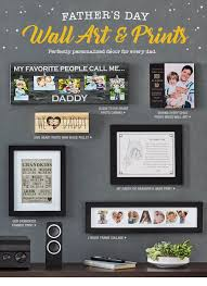 shop personalized father u0027s day wall art u0026 prints from personal