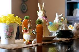 fresh perfect easter table decorations 10102