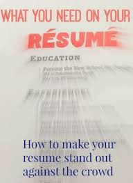 Resume writing  Resume and Writing on Pinterest Pinterest How to Write a Good Resume  ClarksCondensed