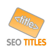 seo page titles