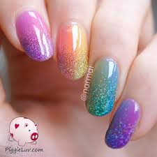 glitter tornado nail art with opi color paints opi colors color