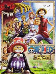 One Piece: El reino de Chopper (2002) [Vose]