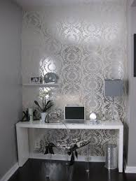 Modern Contemporary Living Room Ideas by Best 20 Silver Wallpaper Ideas On Pinterest Black And Silver