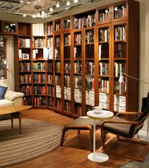 awesome home library design picture in modern home drawhome