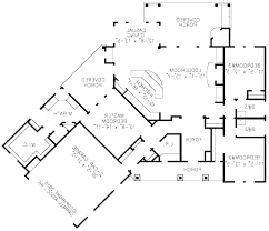 hobbit home floor plans crtable fine open single level with corglife