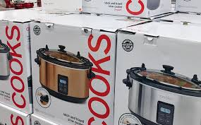 Jcpenney Clocks Cooks 5 Quart Programmable Travel Slow Cooker 29 99 At Jcpenney