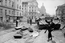 the hungarian revolution of 1956 photos from the streets of