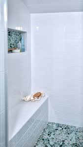 Tile Design For Bathroom Best 25 Stone Shower Floor Ideas Only On Pinterest Pebble Tile